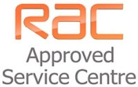 RAC approved logo